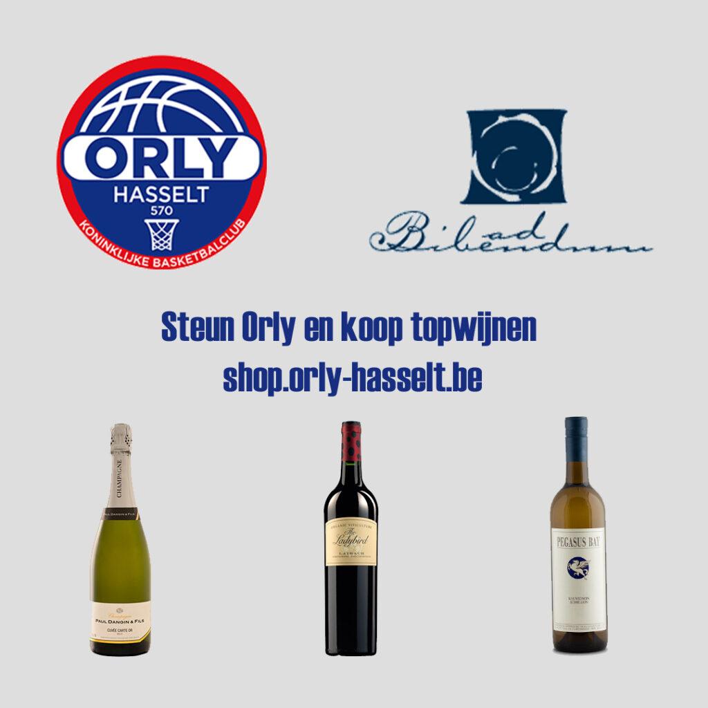 Steun Orly in deze barre tijden!